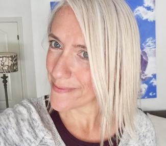 Hair white